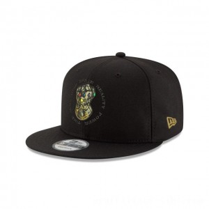 Black Friday 2020 NEW ERA CAP ENTERTAINMENT COLLECTION AVENGERS INFINITY WAR GAUNTLET 9FIFTY SNAPBACK Sales
