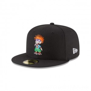 NEW ERA CAP ENTERTAINMENT COLLECTION CHUCKIE RUGRATS NICKELODEON 59FIFTY FITTED Sales