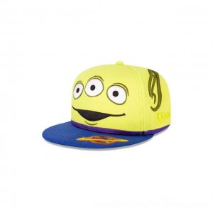 NEW ERA CAP ENTERTAINMENT COLLECTION ALIEN TOY STORY KIDS 59FIFTY FITTED Sales