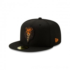 NEW ERA CAP THE LION KING SCAR 59FIFTY FITTED Sales