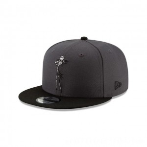 NEW ERA CAP NIGHTMARE BEFORE CHRISTMAS COLLECTION JACK NIGHTMARE BEFORE CHRISTMAS 9FIFTY SNAPBACK Sales