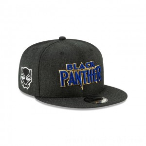 NEW ERA CAP ENTERTAINMENT COLLECTION BLACK PANTHER WORDMARK 9FIFTY SNAPBACK Sales