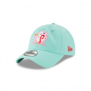 NEW ERA CAP SPONGEBOB COLLECTION GARY SPONGEBOB 9TWENTY ADJUSTABLE Sales