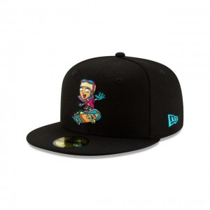 NEW ERA CAP ROCKET POWER ROCKET POWER REGGIE 59FIFTY FITTED Sales