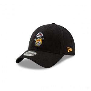 NEW ERA CAP ROCKET POWER ROCKET POWER SQUID BLACK 9TWENTY ADJUSTABLE Sales
