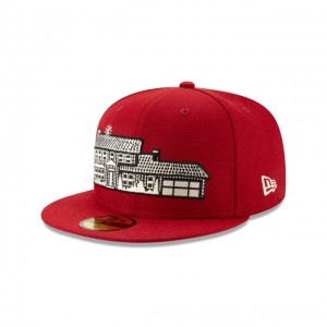 Black Friday 2020 NEW ERA CAP HOLIDAY COLLECTION CHRISTMAS VACATION GRISWOLD HOUSE 59FIFTY FITTED Sales