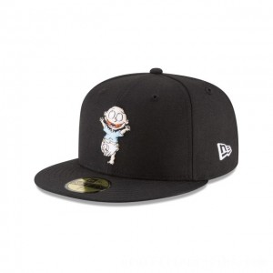 NEW ERA CAP ENTERTAINMENT COLLECTION TOMMY RUGRATS NICKELODEON 59FIFTY FITTED Sales