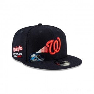 NEW ERA CAP MLB x STAR WARS COLLECTION WASHINGTON NATIONALS R2-D2 9FIFTY SNAPBACK Sales