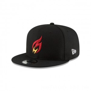 NEW ERA CAP NBA 2K LEAGUE HEAT CHECK GAMING NBA 2K LEAGUE 9FIFTY SNAPBACK Sales