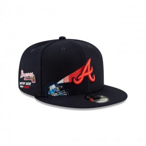 NEW ERA CAP MLB x STAR WARS COLLECTION ATLANTA BRAVES R2-D2 9FIFTY SNAPBACK Sales