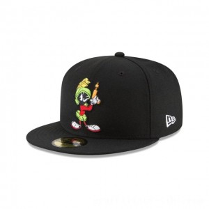 NEW ERA CAP LOONEY TUNES COLLECTION MARVIN THE MARTIAN LOONEY TUNES 59FIFTY FITTED Sales
