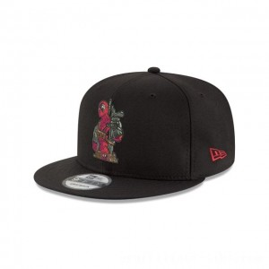 NEW ERA CAP ENTERTAINMENT COLLECTION DEADPOOL POINTING 9FIFTY SNAPBACK Sales