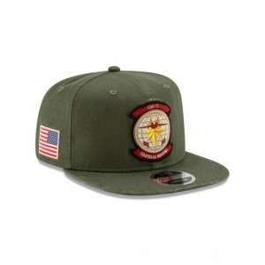 NEW ERA CAP ENTERTAINMENT COLLECTION CAPTAIN MARVEL PILOT HIGH CROWN 9FIFTY SNAPBACK Sales