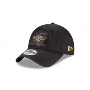 NEW ERA CAP BRUCE LEE COLLECTION BRUCE LEE BLACK 9TWENTY ADJUSTABLE Sales