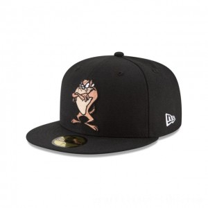 NEW ERA CAP LOONEY TUNES COLLECTION TAZMANIAN DEVIL LOONEY TUNES 59FIFTY FITTED Sales