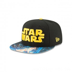 NEW ERA CAP ENTERTAINMENT COLLECTION STAR WARS VISOR PRINT ORIGINAL FIT 9FIFTY SNAPBACK Sales