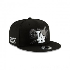 NEW ERA CAP MLB x STAR WARS COLLECTION LOS ANGELES DODGERS DARTH VADER 9FIFTY SNAPBACK Sales