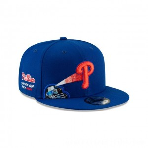 NEW ERA CAP MLB x STAR WARS COLLECTION PHILADELPHIA PHILLIES R2-D2 9FIFTY SNAPBACK Sales