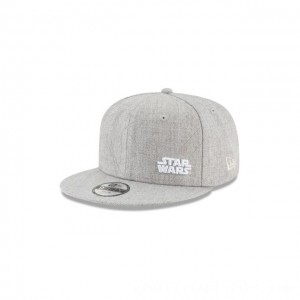 NEW ERA CAP ENTERTAINMENT COLLECTION KIDS REY STAR WARS THE LAST JEDI 9FIFTY SNAPBACK Sales