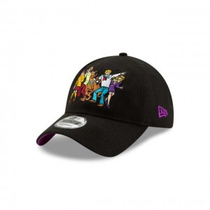 NEW ERA CAP ENTERTAINMENT COLLECTION SCOOBY-DOO AND FRIENDS 9TWENTY ADJUSTABLE Sales