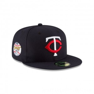 NEW ERA CAP SANDLOT 25TH ANNIVERSARY COLLECTION MINNESOTA TWINS SANDLOT 25TH ANNIVERSARY 59FIFTY FITTED Sales