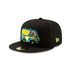 NEW ERA CAP ENTERTAINMENT COLLECTION MYSTERY MACHINE SCOOBY-DOO 59FIFTY FITTED Sales