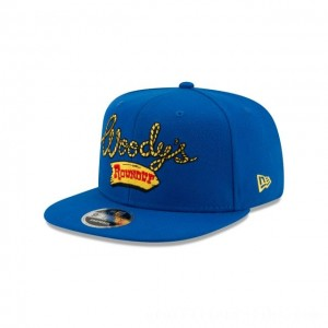 NEW ERA CAP ENTERTAINMENT COLLECTION WOODY ROUNDUP TOY STORY HIGH CROWN 9FIFTY SNAPBACK Sales