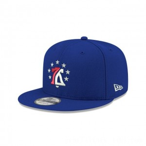 NEW ERA CAP NBA 2K LEAGUE 76ERS GC NBA 2K LEAGUE 9FIFTY SNAPBACK Sales