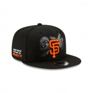 NEW ERA CAP MLB x STAR WARS COLLECTION SAN FRANCISCO GIANTS DARTH VADER 9FIFTY SNAPBACK Sales