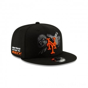 NEW ERA CAP MLB x STAR WARS COLLECTION NEW YORK METS DARTH VADER 9FIFTY SNAPBACK Sales