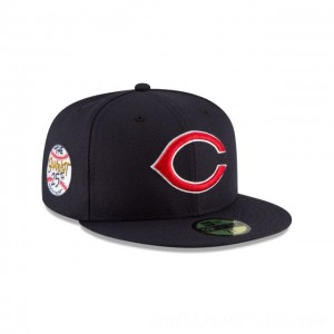 NEW ERA CAP SANDLOT 25TH ANNIVERSARY COLLECTION CLEVELAND INDIANS SANDLOT 25TH ANNIVERSARY 59FIFTY FITTED Sales