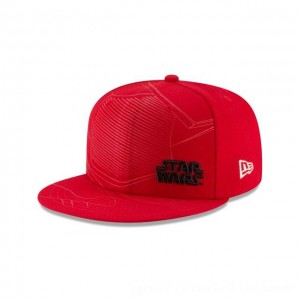 NEW ERA CAP ENTERTAINMENT COLLECTION PRAETORIAN GUARD STAR WARS THE LAST JEDI 9FIFTY SNAPBACK Sales
