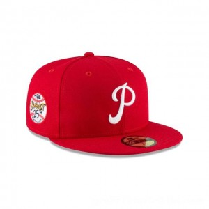 NEW ERA CAP SANDLOT 25TH ANNIVERSARY COLLECTION PHILADELPHIA PHILLIES SANDLOT 25TH ANNIVERSARY 59FIFTY FITTED Sales