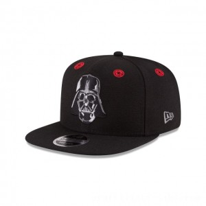 NEW ERA CAP ENTERTAINMENT COLLECTION STAR WARS DARTH VADER ORIGINAL FIT 9FIFTY SNAPBACK Sales