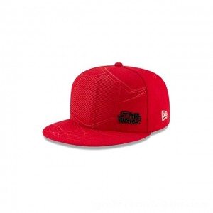 NEW ERA CAP ENTERTAINMENT COLLECTION KIDS PRAETORIAN GUARD STAR WARS THE LAST JEDI 9FIFTY SNAPBACK Sales