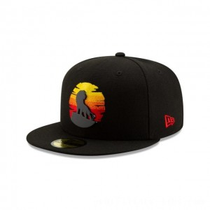 NEW ERA CAP THE LION KING PRIDE ROCK 59FIFTY FITTED Sales