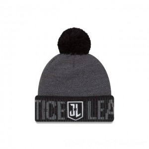 NEW ERA CAP ENTERTAINMENT COLLECTION JUSTICE LEAGUE KNIT Sales