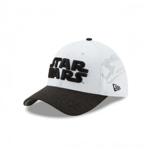 NEW ERA CAP ENTERTAINMENT COLLECTION STORM TROOPER STAR WARS 39THIRTY STRETCH FIT Sales