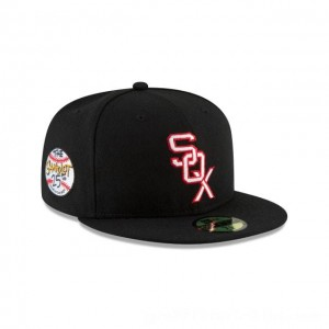 NEW ERA CAP SANDLOT 25TH ANNIVERSARY COLLECTION CHICAGO WHITE SOX SANDLOT 25TH ANNIVERSARY 59FIFTY FITTED Sales