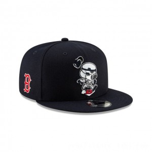 NEW ERA CAP MLB x STAR WARS COLLECTION BOSTON RED SOX STORMTROOPER 9FIFTY SNAPBACK Sales