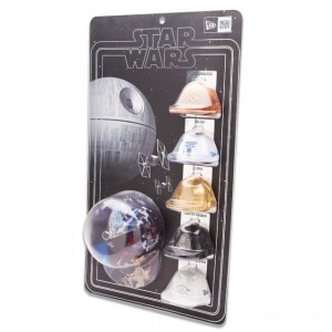 NEW ERA CAP ENTERTAINMENT COLLECTION STAR WARS COLLECTOR EDITION BLISTER PACK Sales