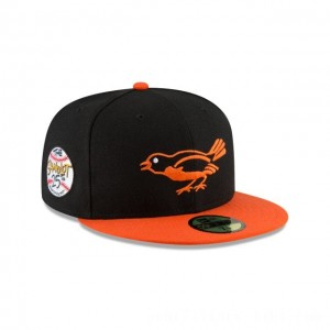 NEW ERA CAP SANDLOT 25TH ANNIVERSARY COLLECTION BALTIMORE ORIOLES SANDLOT 25TH ANNIVERSARY 59FIFTY FITTED Sales