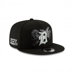 NEW ERA CAP MLB x STAR WARS COLLECTION DETROIT TIGERS DARTH VADER 9FIFTY SNAPBACK Sales