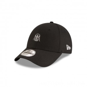 NEW ERA CAP ENTERTAINMENT COLLECTION DARTH VADER MICRO CHARACTERS 9FORTY ADJUSTABLE Sales