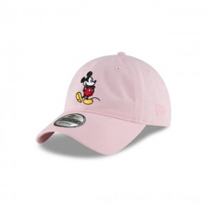 NEW ERA CAP MICKEY MOUSE COLLECTION MICKEY MOUSE PINK 9TWENTY ADJUSTABLE Sales