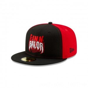 NEW ERA CAP WORLD WRESTLING ENTERTAINMENT FINN BALOR WWE 59FIFTY FITTED Sales