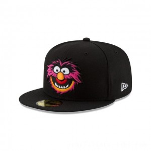 NEW ERA CAP ENTERTAINMENT COLLECTION ANIMAL MUPPETS 59FIFTY FITTED Sales