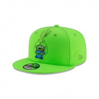 NEW ERA CAP ENTERTAINMENT COLLECTION ALIEN TOY STORY 9FIFTY SNAPBACK Sales