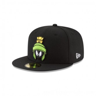 NEW ERA CAP LOONEY TUNES COLLECTION MARVIN THE MARTIAN HELMET LOONEY TUNES 59FIFTY FITTED Sales