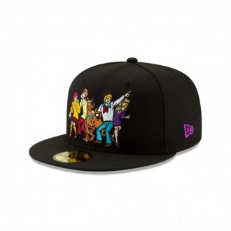 NEW ERA CAP ENTERTAINMENT COLLECTION SCOOBY-DOO AND FRIENDS 59FIFTY FITTED Sales